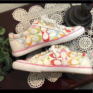 Coach Shoes - COACH BARRETT Sneakers